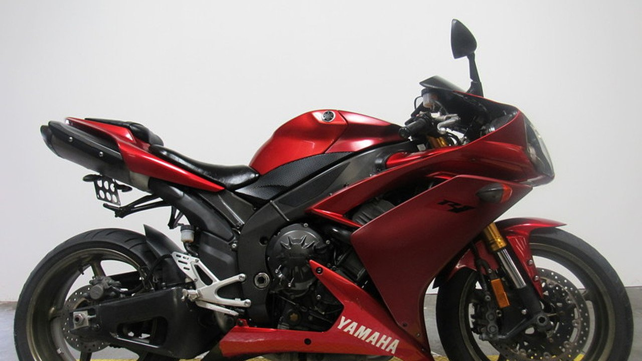 2008 Yamaha YZF-R1 for sale near Canton, Michigan 48187 ...