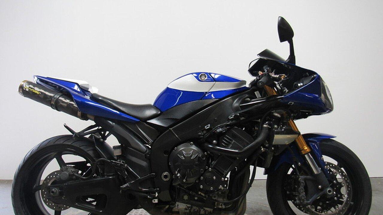 2008 Yamaha YZF-R1 for sale 200610938