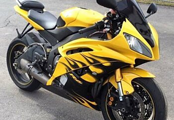 2008 Yamaha YZF-R6 for sale 200412143