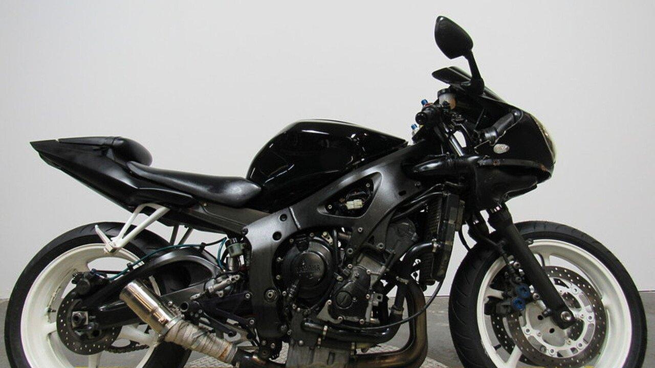 2008 Yamaha YZF-R6 for sale 200438513