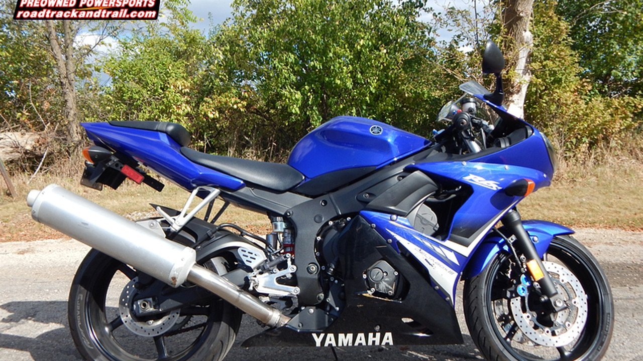 2008 Yamaha YZF-R6 for sale 200502316
