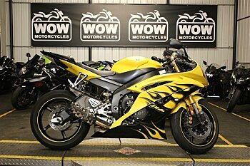 2008 Yamaha YZF-R6 for sale 200529531