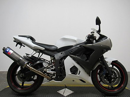 2008 Yamaha YZF-R6 for sale 200431326