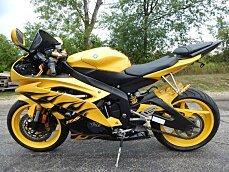 2008 Yamaha YZF-R6 for sale 200447949