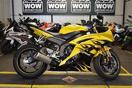2008 Yamaha YZF-R6 for sale 200477191