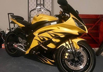 2008 Yamaha YZF R6 For Sale 200485128