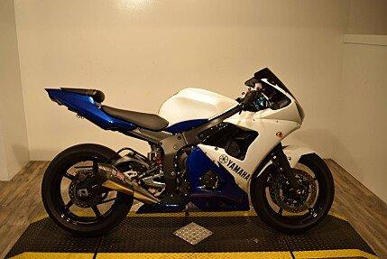 2008 Yamaha YZF-R6 for sale 200493550