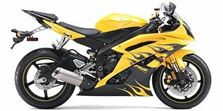 2008 Yamaha YZF-R6 for sale 200524425