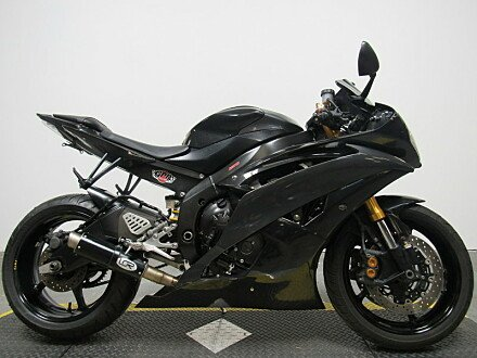 2008 Yamaha YZF-R6 for sale 200525069