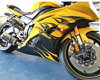 2008 Yamaha YZF-R6 for sale 200612600