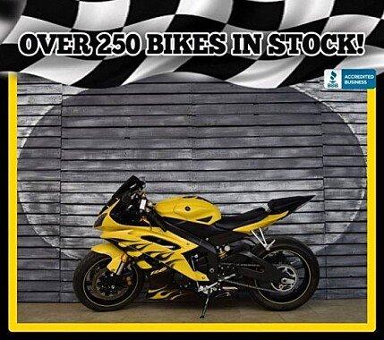 2008 Yamaha YZF-R6 for sale 200616060