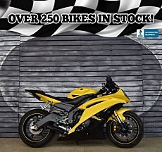 2008 Yamaha YZF-R6 for sale 200636064