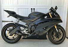 2008 Yamaha YZF-R6 for sale 200639517