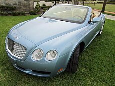 2008 bentley Continental GTC Convertible for sale 100995777
