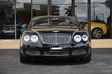 2008 bentley Continental GTC Convertible for sale 101033873