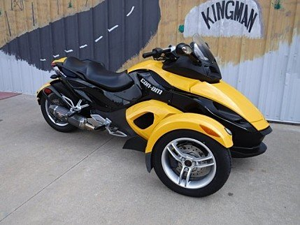 2008 can-am Spyder GS for sale 200631374