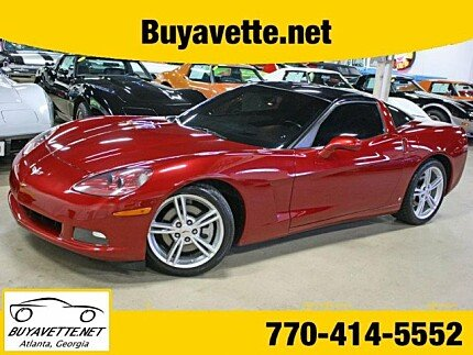 2008 chevrolet Corvette Coupe for sale 101011584