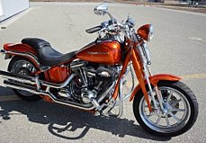 2008 harley-davidson CVO for sale 200613214