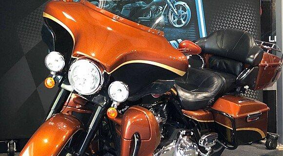 2008 harley-davidson CVO for sale 200617207