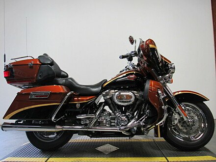 2008 harley-davidson CVO for sale 200619024
