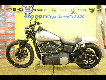 2008 harley-davidson Dyna Street Bob for sale 200591863