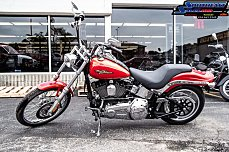 2008 harley-davidson Softail for sale 200618295