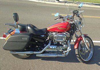 2008 harley-davidson Sportster for sale 200488638