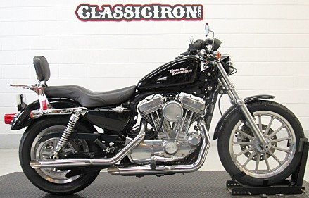 2008 harley-davidson Sportster for sale 200590088
