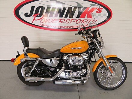 2008 harley-davidson Sportster for sale 200619883