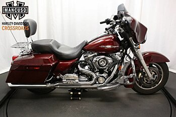 2008 harley-davidson Touring Street Glide for sale 200526658