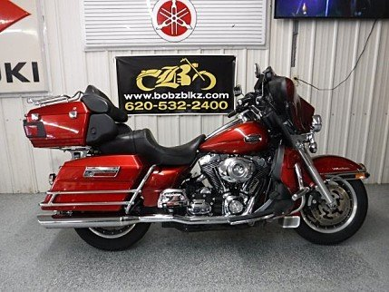 2008 harley-davidson Touring for sale 200630527