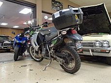 2008 kawasaki KLR650 for sale 200533321