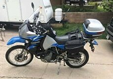 2008 kawasaki KLR650 for sale 200579359