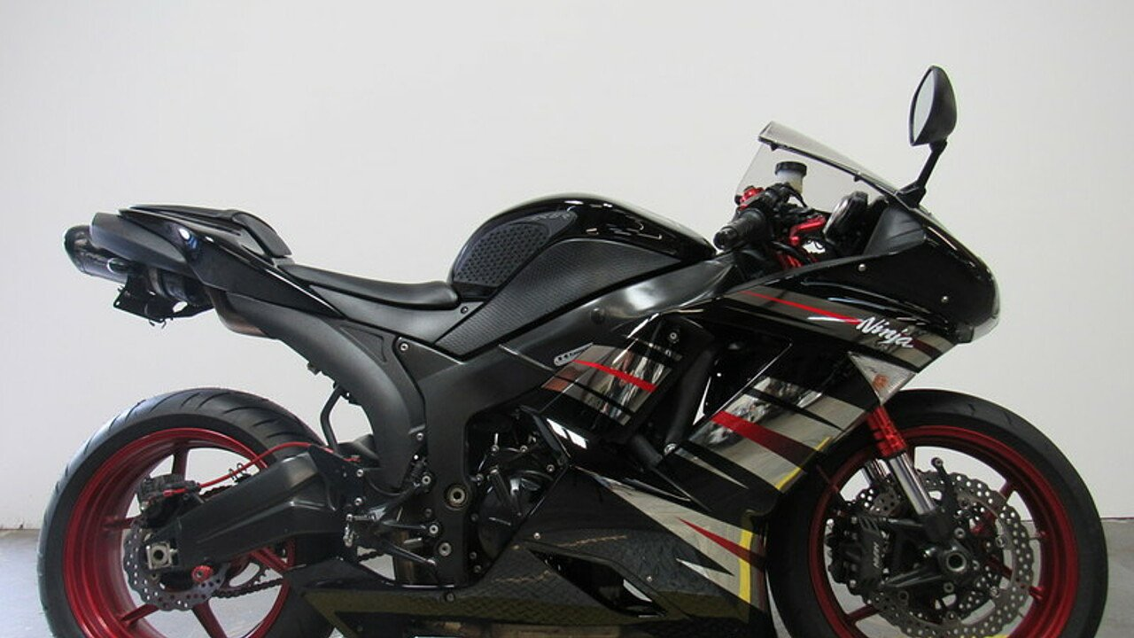 2008 kawasaki Ninja ZX-6R for sale 200621440