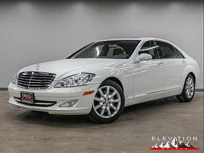 2008 mercedes-benz S550 for sale 101009899