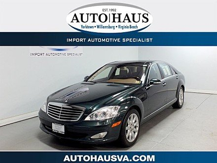 2008 mercedes-benz S550 4MATIC for sale 101026321