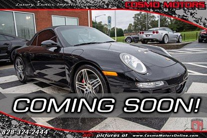 2008 porsche 911 Cabriolet for sale 101031063