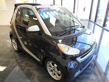 2008 smart fortwo passion Cabriolet for sale 100882665