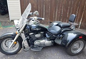 2008 suzuki Boulevard 800 for sale 200499264