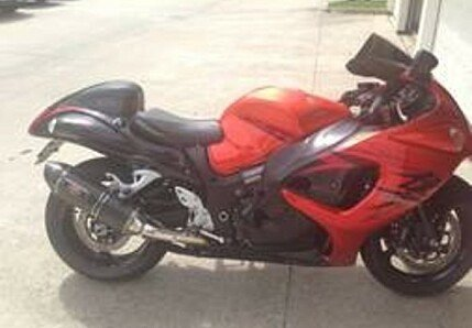 2008 suzuki Hayabusa for sale 200504133