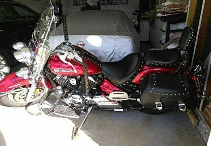 2008 yamaha V Star 1100 for sale 200507501