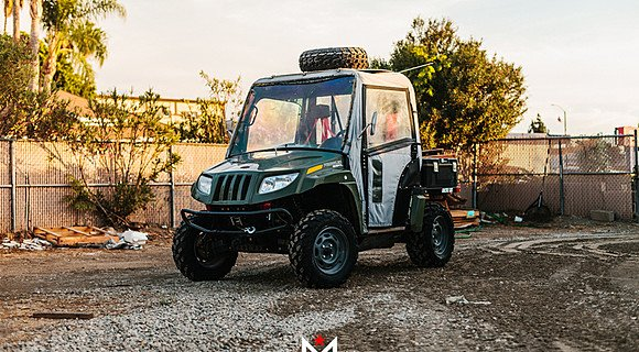 2009 Arctic Cat Prowler 550 for sale 200510208