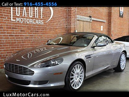 2009 Aston Martin DB9 Volante for sale 100876764