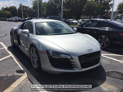 2009 Audi R8 4.2 Coupe for sale 100787917