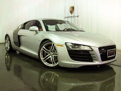 2009 Audi R8 4.2 Coupe for sale 100861003