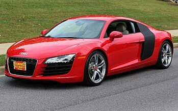 2009 Audi R8 4.2 Coupe for sale 100922076