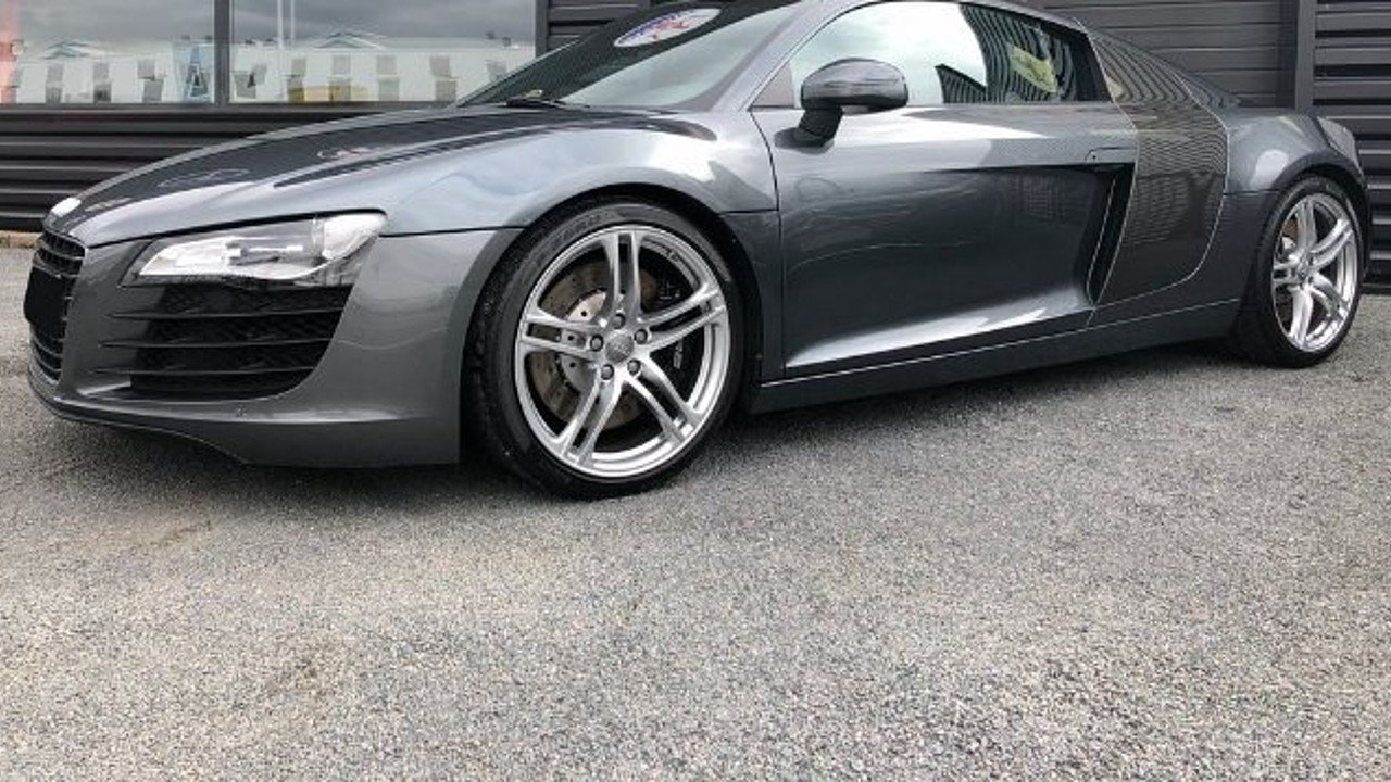 2009 Audi R8 4.2 Coupe for sale 100992035