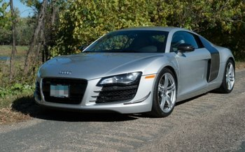 2009 Audi R8 4.2 Coupe for sale 100776920