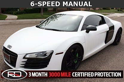 2009 Audi R8 4.2 Coupe for sale 100873847
