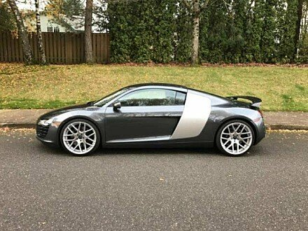 2009 Audi R8 4.2 Coupe for sale 100897929